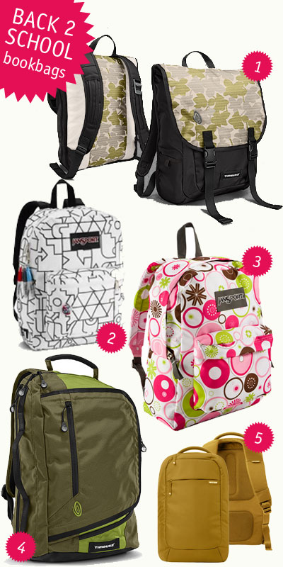 back 2 school :: book bags - Sarah Hearts