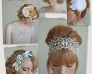 Handmade Wedding Hair Accessories