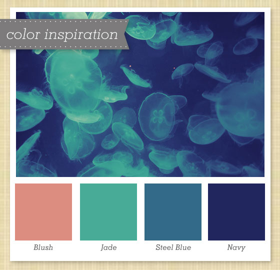 Pink Green Gray And Navy Color Palette 19 Sarah Hearts