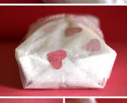 Valentine Dessert Gift Packing