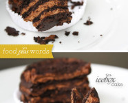 Chocolate Icebox Cake Recipe