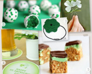 DIY St. Patrick's Day Crafts and Recipes