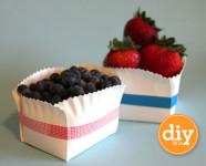 DIY Paper Plate Basket Tutorial