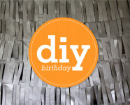 DIY Birthday Party Decorations and Menu