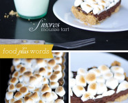 S'mores Mousse Tart