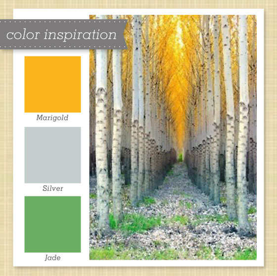 gold gray and green color palette - Green And Gold Color Scheme
