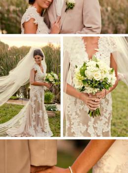 Orlando Rustic Outdoor Wedding Photography