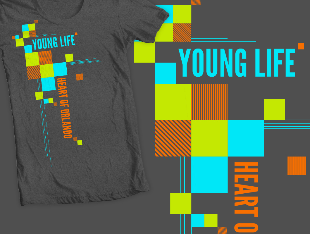 Young Life Shirt Design