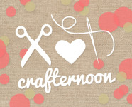 Crafternoon :: DIY Foam Stamped Tote Bags