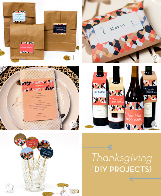 thanksgiving diy projects crafts and decorations from sarahhearts.com