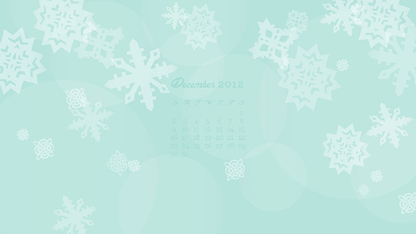 gallery for december calendar background