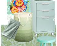 Mint Home Idea Board