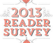 Sarah Hearts Reader Survey