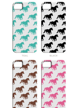 Sarah Hearts | Horse iPhone 5 Cases