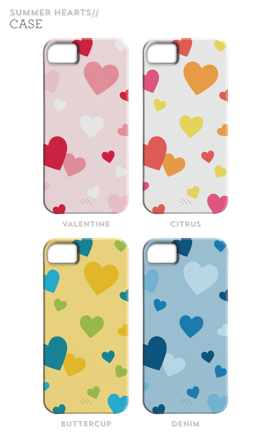 Sarah Hearts | Heart iPhone 5 Cases