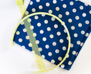 DIY Washi Tape Headband