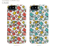 Floral Chintz iPhone Cases