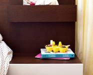 DIY Mid-Century Modern Ikea Malm Bedside Table