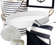 Currently Loving Nautical Inspired Items