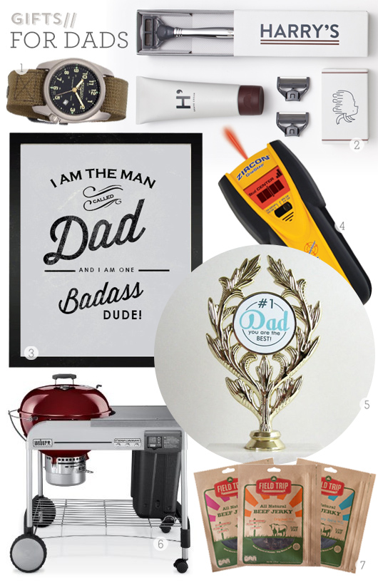 Father's Day Gift Ideas | Sarah Hearts