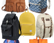 Favorite Backpacks