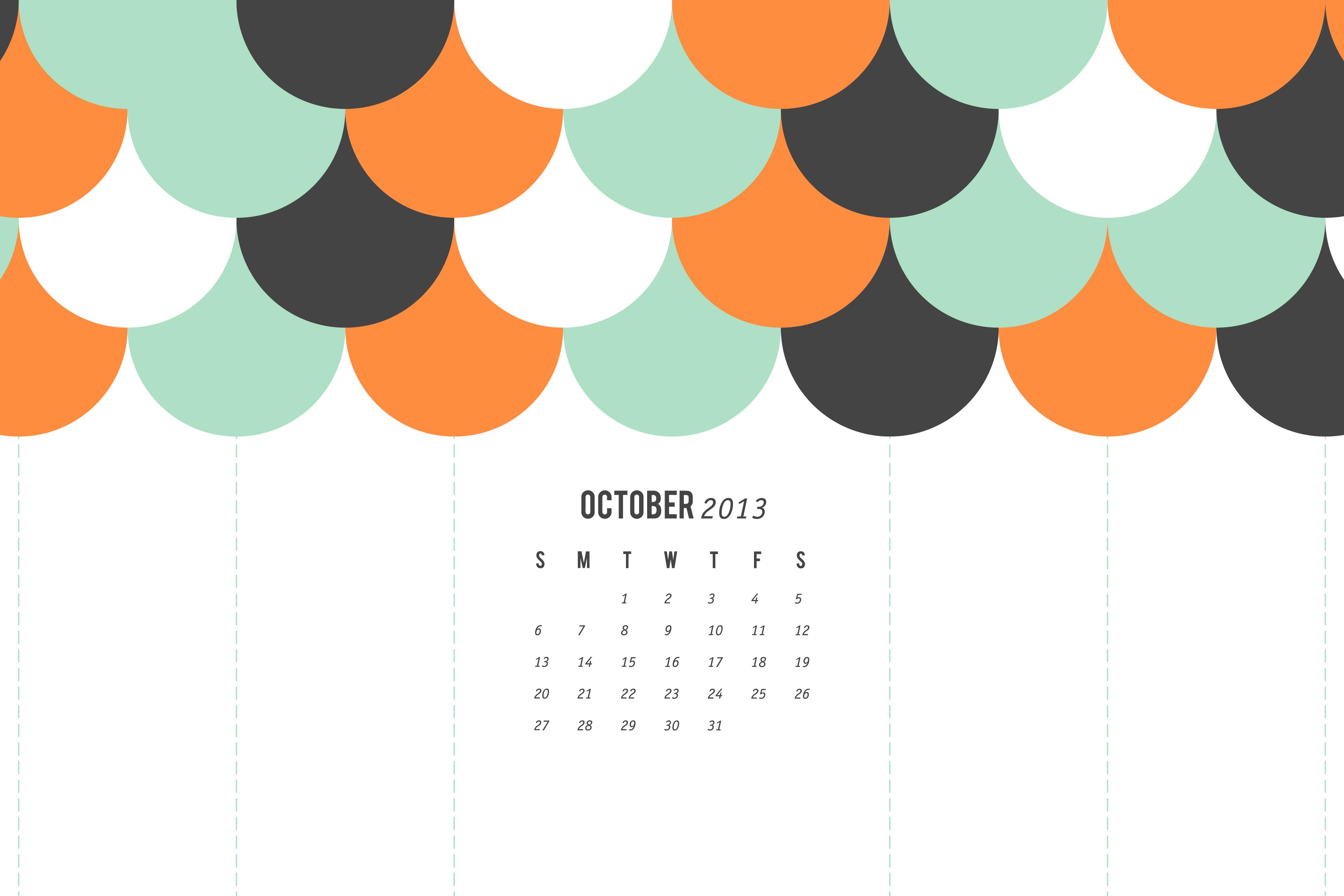 oct 2013 calendar desktop wallpaper - photo #20