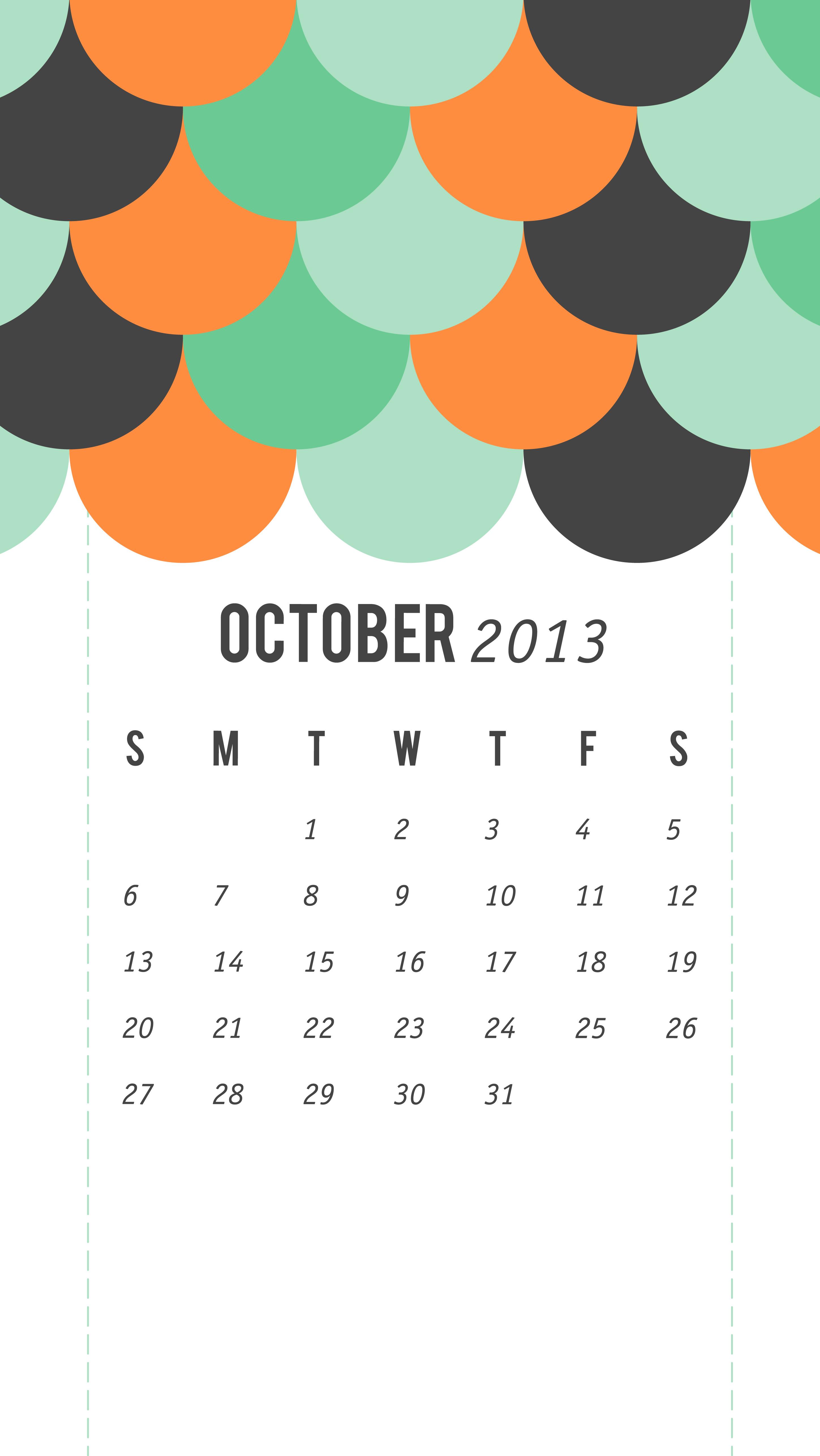 october 2013 calendar wallpaper sarah hearts