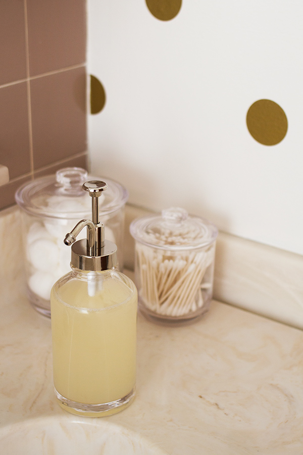 Top 5 DIYs of 2013 | All Natural Liquid Hand Soap