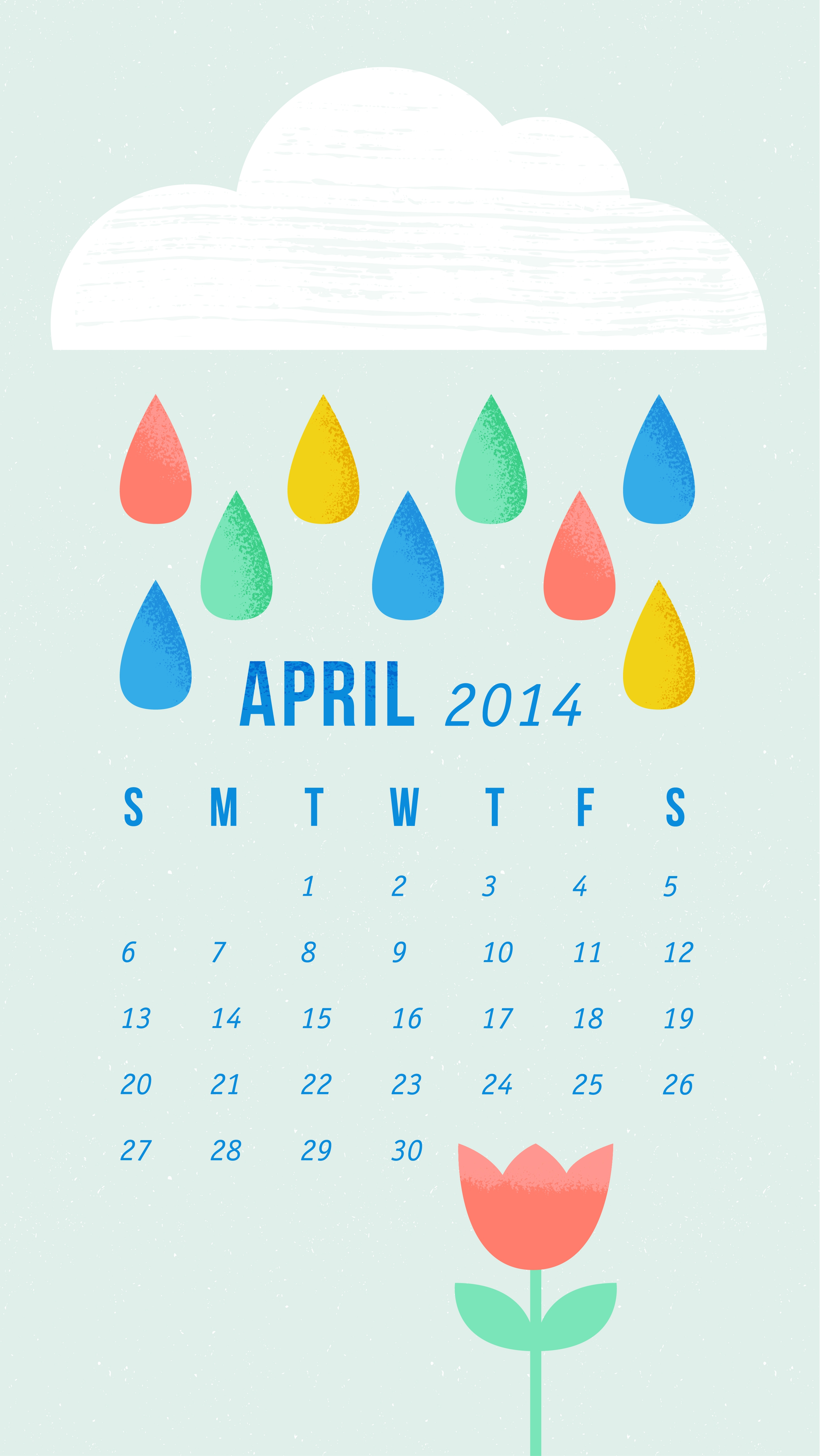Calendar Wallpaper April Iphone : April calendar wallpapers sarah hearts