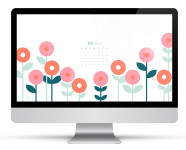 May 2014 Calendar Wallpapers