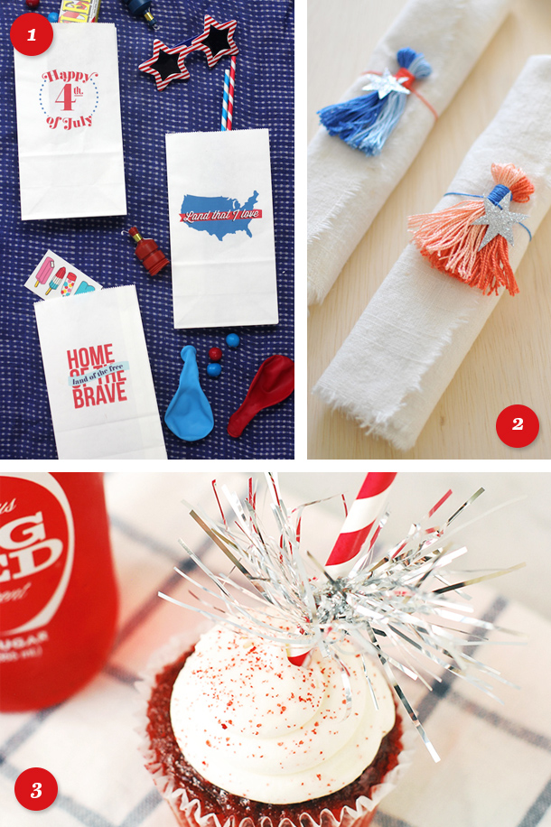 Looking for easy ways to make your 4th of July celebration extra special? Try one of these simple DIYs, printables, or recipes! (Click through for links)