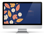 November 2014 Calendar Wallpapers
