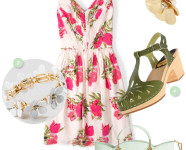 Spring Floral Fashion