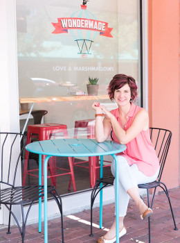 Next time you're in Orlando stop by Wondermade in downtown Sanford. They are home of the very popular flavored marshmallows you may have seen before!