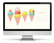July 2015 Calendar Wallpaper