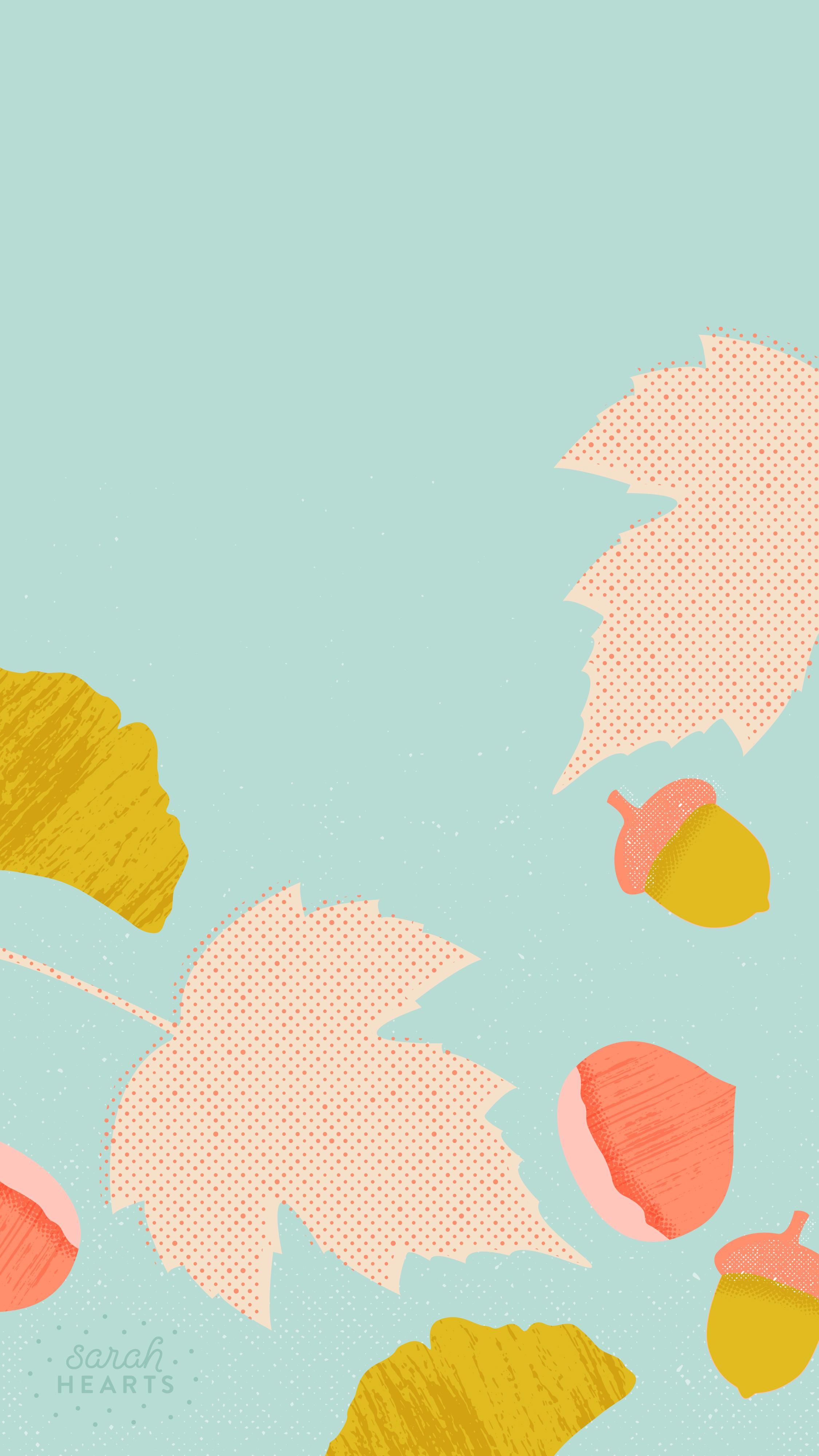 October Calendar Wallpaper Iphone : October calendar wallpaper sarah hearts