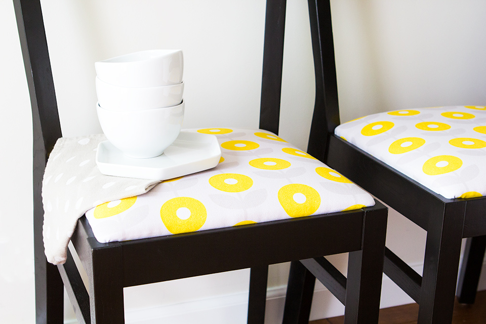 Give Life To Old Chairs With Your Very Own Custom Printed Fabric Click Through
