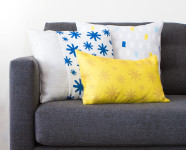 Easy DIY Throw Pillow Covers