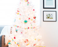 Custom Printed Christmas Tree Skirt