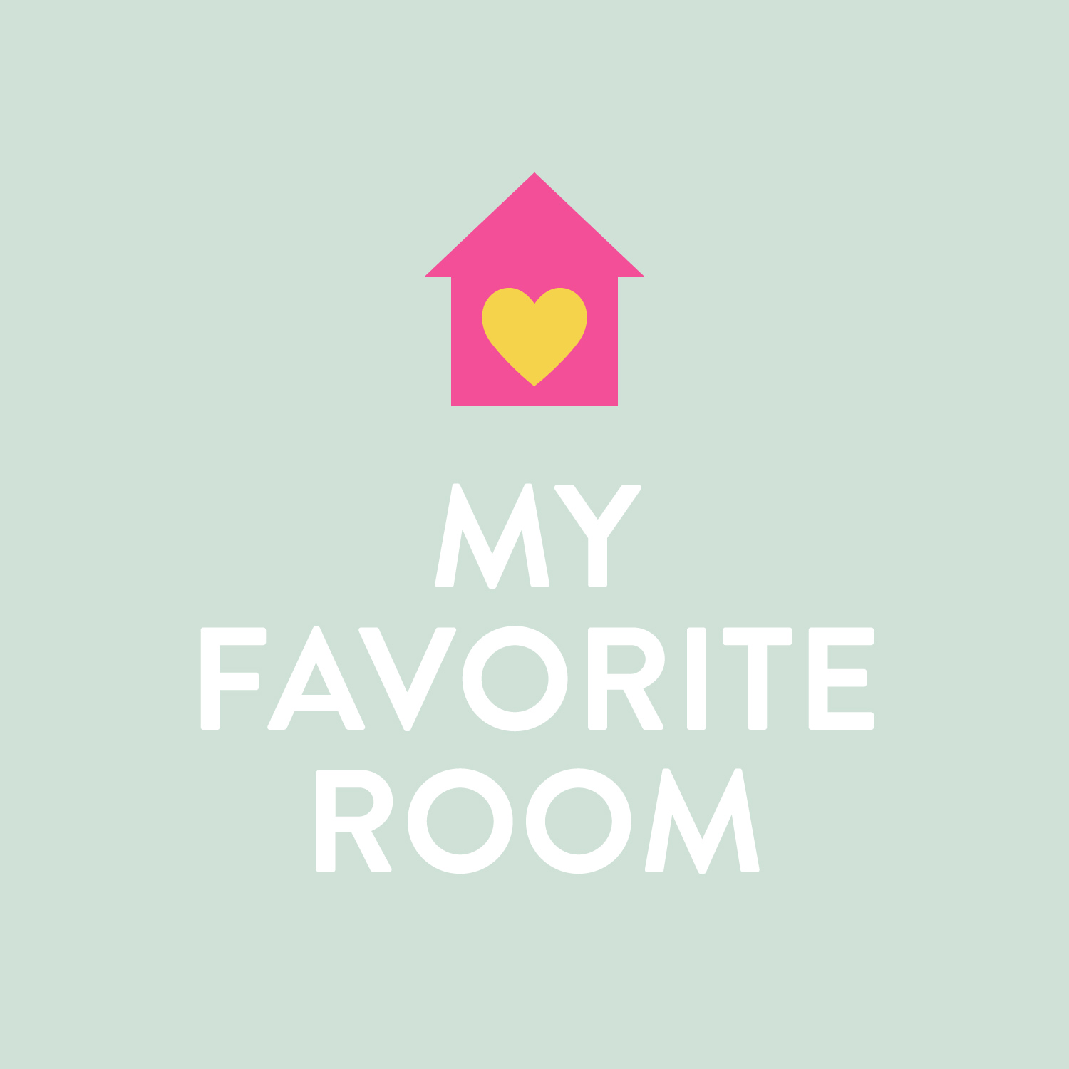 Learn what blogger Sarah Hearts' favorite room in her house is and more on her reader survey results.