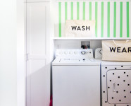 DIY Laundry Room Update