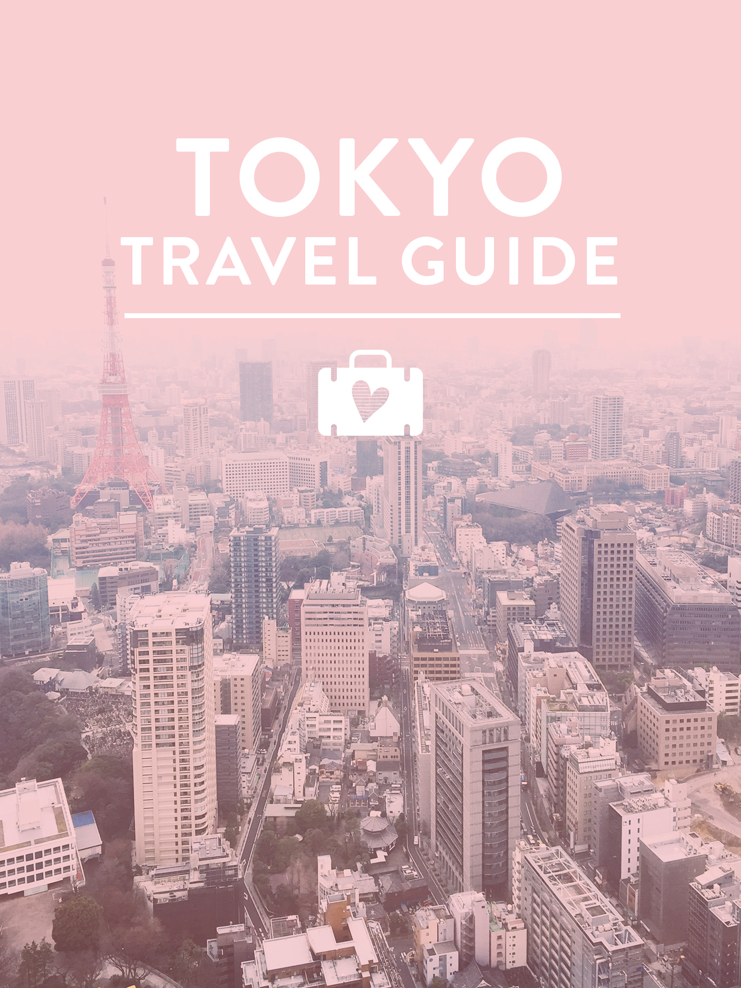 Blogger Sarah Hearts shows you the DIY and foodie's guide to Tokyo! Click through for great travel trips for anyone visiting Japan for the first time.