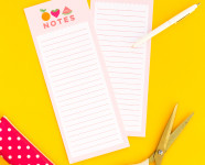 Free Printable Note Sheets