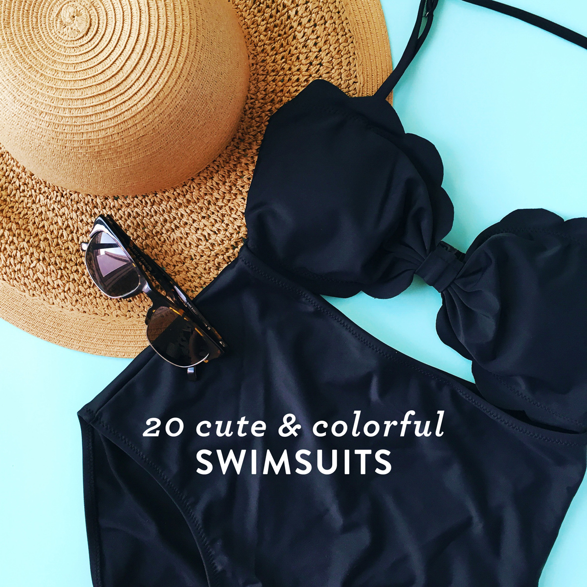 20 great swimsuits for all body types and budgets. Includes picks for colorful bikinis and flattering one-pieces.