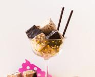 Homemade Chocolate Pocky Marshmallows
