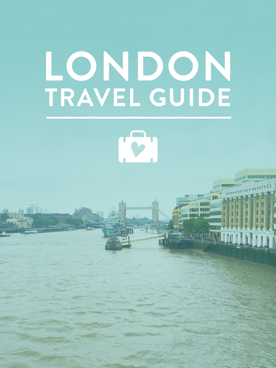 Heading to London for the first time? Check out this awesome travel guide!
