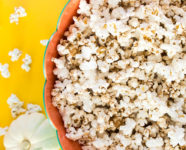 Easy Pumpkin Spice Popcorn Recipe