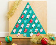 Customizable Christmas Advent Calendar