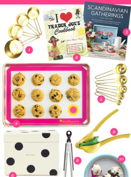 Check out these 10 awesome Christmas gift ideas for the home chef on your list!