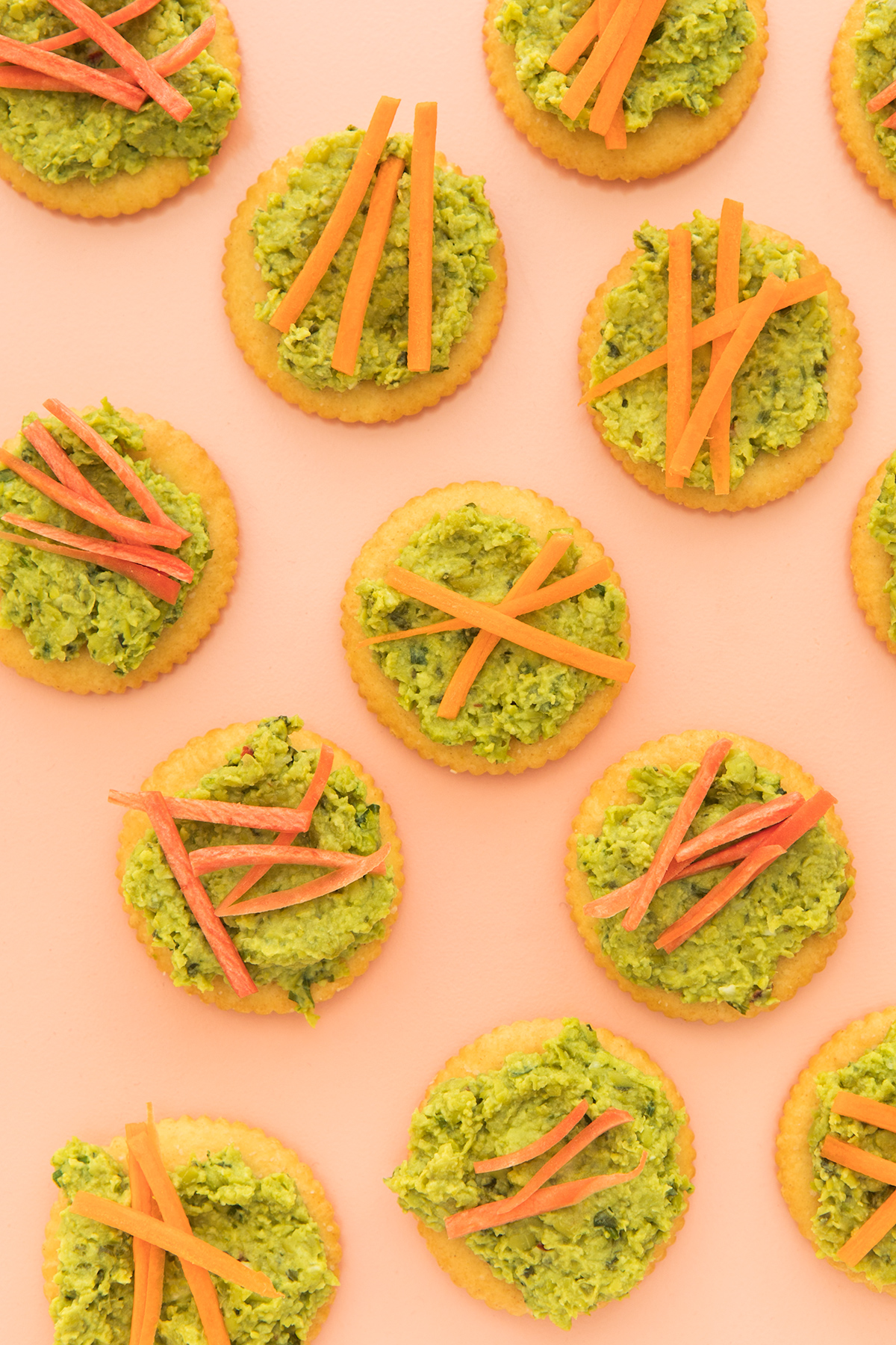 Celebrate Best Friends Day with this easy snack recipes based food BFFs peas and carrots!